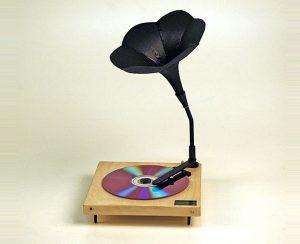 cancion con cd personalizado